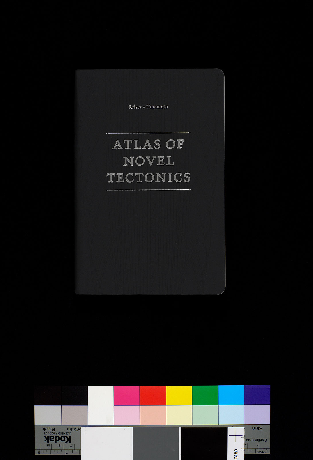 Atlas of Novel Tectonics. Fotografie: Raphael Hefti