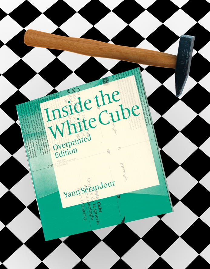 'Inside the White Cube. Overprinted Edition'. Fotografie: Thomas Traum & Carl Burgess, London