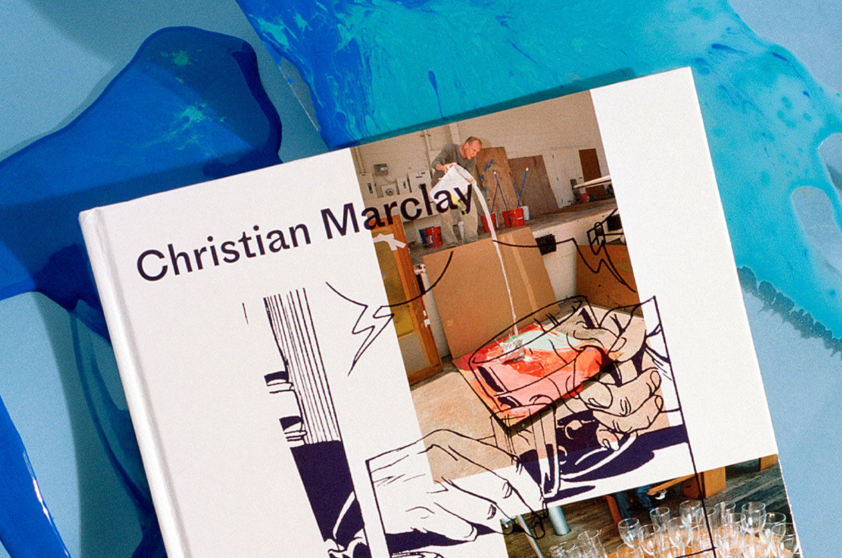 Christian Marclay. Liquids