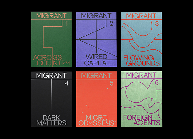 Migrant Journal, 2016-2019, Migrant Journal